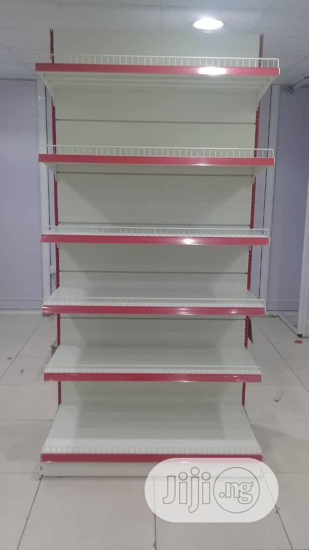 Supermarket Shelves | Store Equipment for sale in Ojo, Lagos State, Nigeria