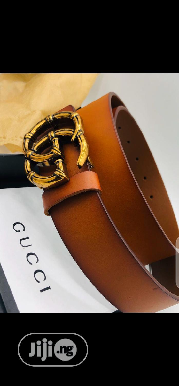 Gucci Belt Original