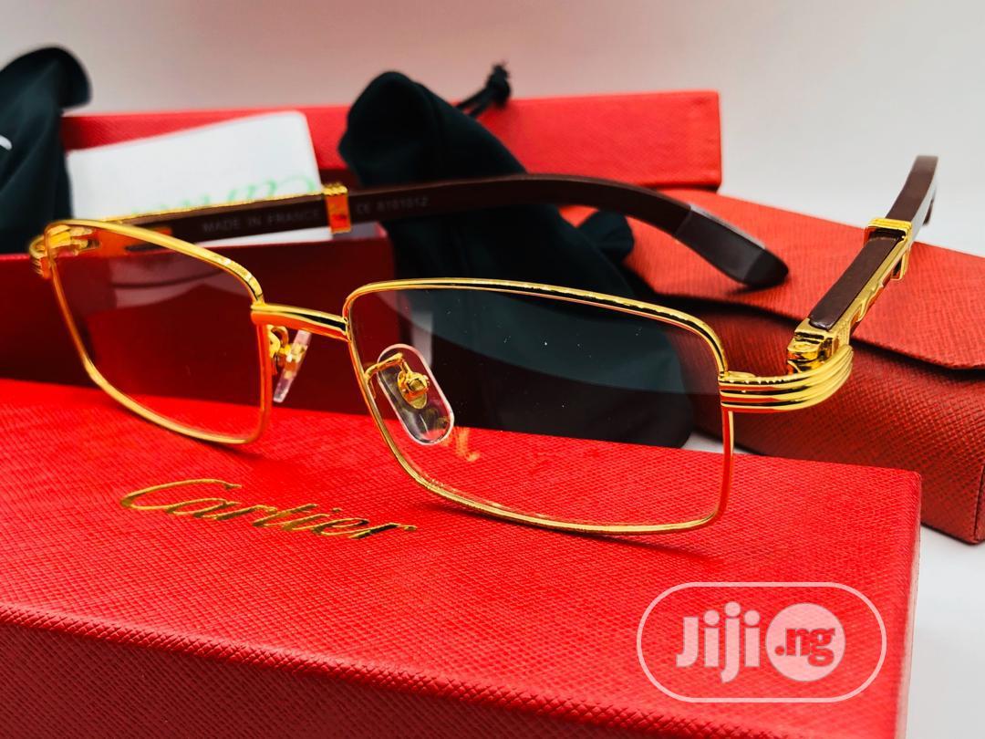 Cartier Eye Glass | Clothing Accessories for sale in Lagos Island (Eko), Lagos State, Nigeria