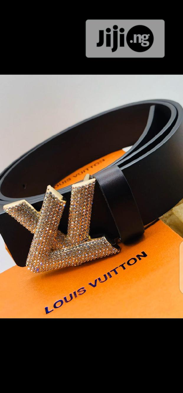 Louis Vuitton Belt Original