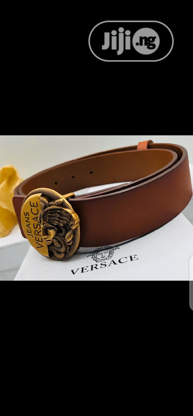 Versace Belt Original Quality
