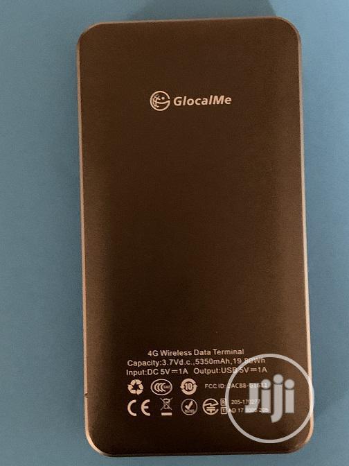 Wifi Roaming Hotspot Glocalme G3 Global 4G 5200mah Powerbank   Accessories for Mobile Phones & Tablets for sale in Enugu / Enugu, Enugu State, Nigeria