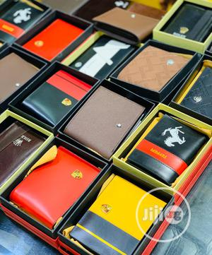 Leather Wallet For Men's | Bags for sale in Lagos State, Lagos Island (Eko)
