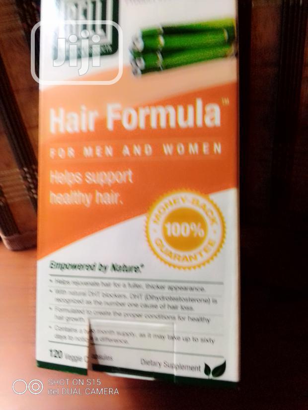Quality Hair Formula To Prevent Bald Hair.