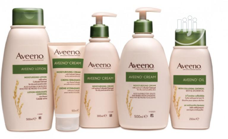 Aveeno Skin Care Products