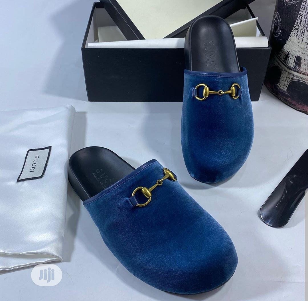 Best Quality Gucci Designer Slides/Sandals   Shoes for sale in Magodo, Lagos State, Nigeria
