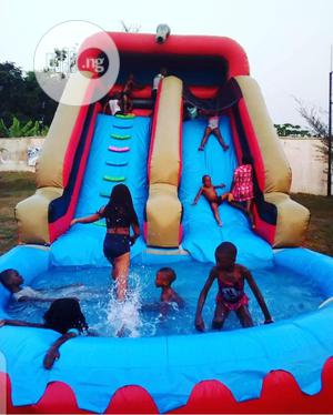 Slide Castle (Our Water Slide Castle Can Be Use With Water Or Without)   Party, Catering & Event Services for sale in Lagos State, Lagos Island (Eko)