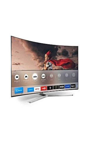 """50"""" Curve Smart 4k With Netflix 