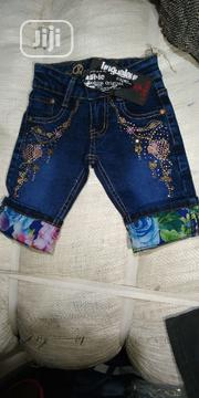 Quality Stock Short Jean | Children's Clothing for sale in Lagos State, Lagos Island