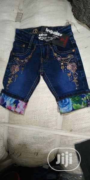 Quality Stock Short Jean | Children's Clothing for sale in Lagos State, Lagos Island (Eko)