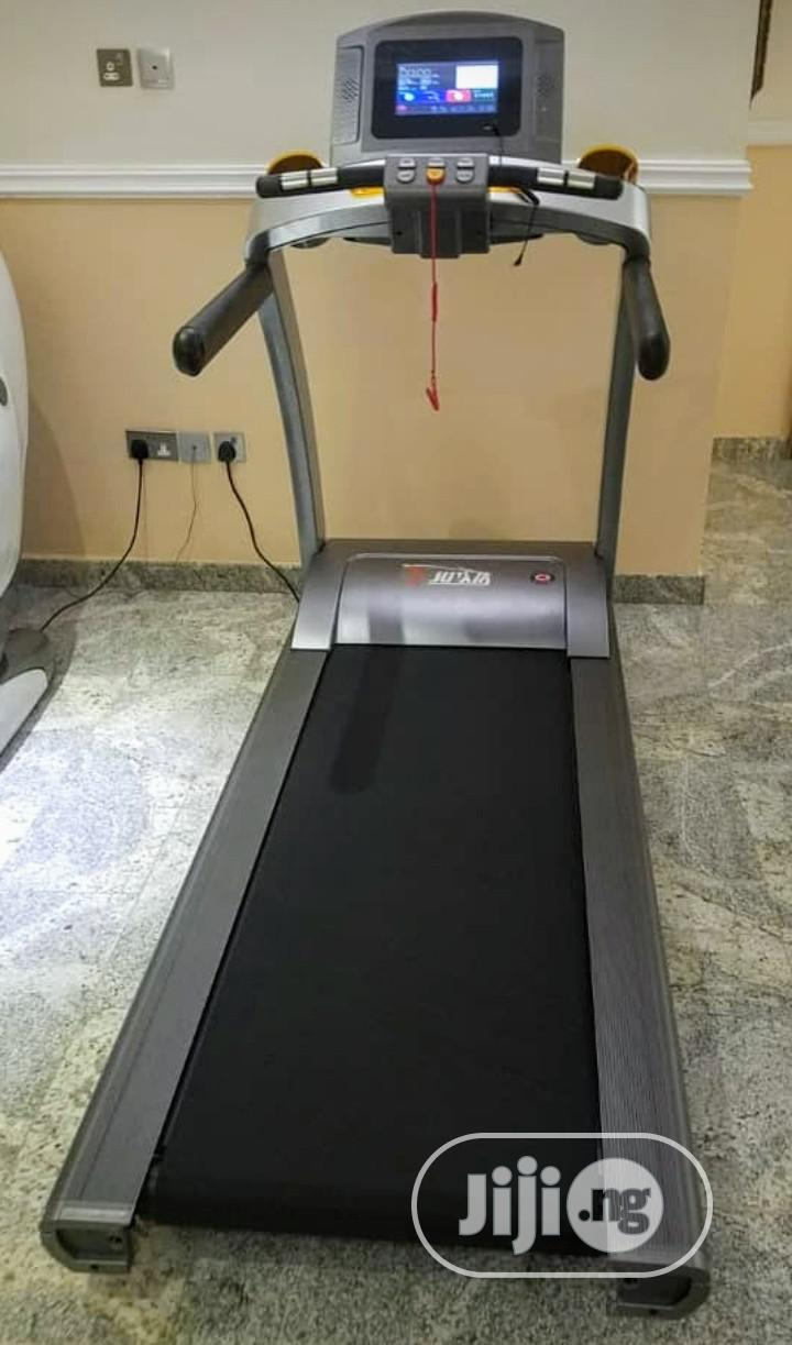 4hp Commercial Treadmill With Screen Touch