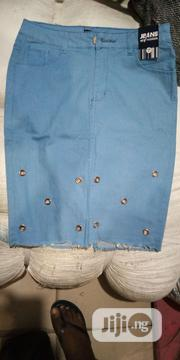 Quality Stock Jean Skrit | Children's Clothing for sale in Lagos State, Lagos Island