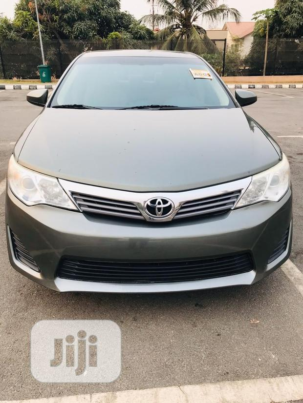 Archive: Toyota Camry 2014 Green