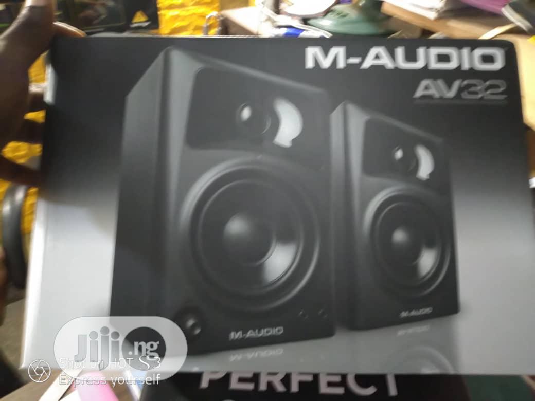 High Qaulity M - Audio Studio Monitor Speaker