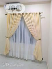 Curtain Plain Or Pattern @Odua Model Market Ojota Lagos | Home Accessories for sale in Lagos State, Ojota