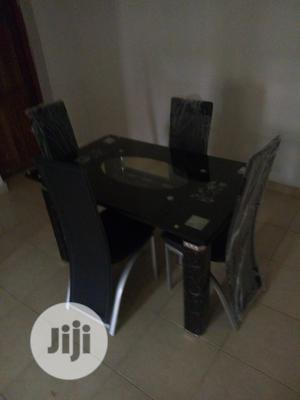 Strong Quality Glass Dining Table | Furniture for sale in Lagos State, Ilupeju