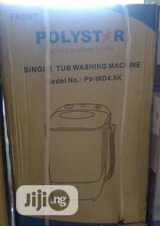Polystar Washing Machine Single Tub   Home Appliances for sale in Lagos State, Ojo