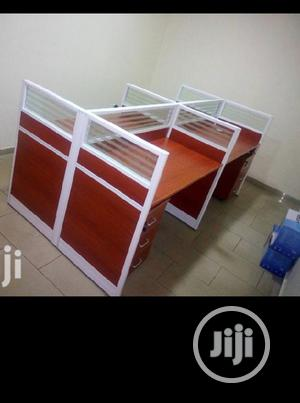 PREMIUM OFFICE WORK STATION With Durable Mobile Step Drawers | Furniture for sale in Lagos State, Ikoyi