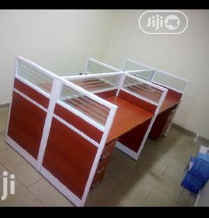 Premium Office Work Station With Durable Mobile Drawers | Furniture for sale in Lagos State, Ikoyi