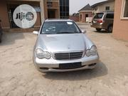 Mercedes-Benz C200 2003 Silver | Cars for sale in Edo State, Benin City