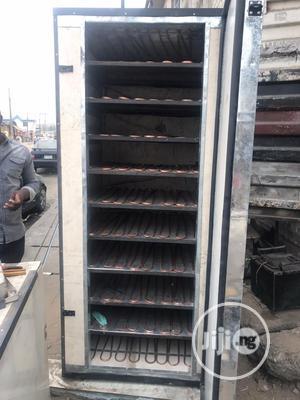 Ice Block Machine 100block Locally Made In Nigeria   Restaurant & Catering Equipment for sale in Lagos State, Ojo