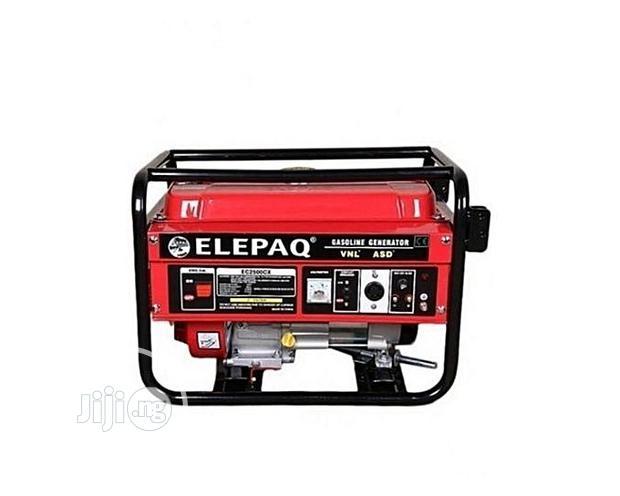 Elepaq 2.5kva Generator