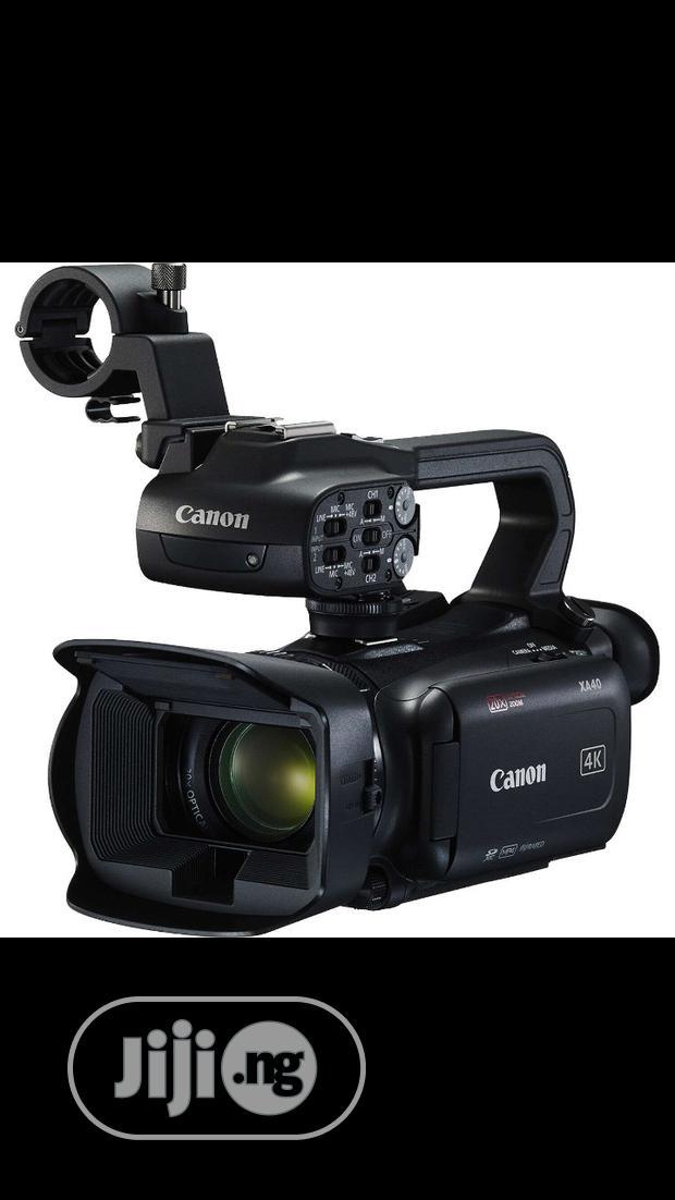 Canon XA 40 4K
