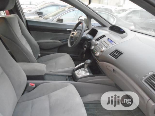 Archive: Honda Civic 2006 Gray