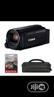 Canon Legria HF R806 + Bag + 16gb Card   Photo & Video Cameras for sale in Lagos State, Ikeja