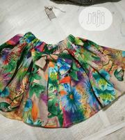 Stock Flower Short Skirt | Children's Clothing for sale in Lagos State, Lagos Island
