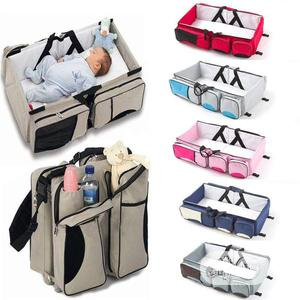 3 In 1 Diaper, Baby Bed And Bag   Baby & Child Care for sale in Lagos State, Lagos Island (Eko)