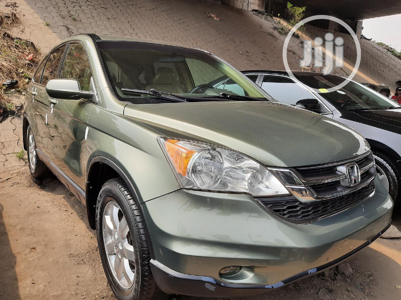 Honda CR-V 2008 Green | Cars for sale in Apapa, Lagos State, Nigeria