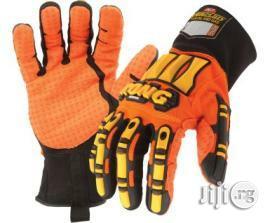 Hand Gloves/Impact Kong Gloves
