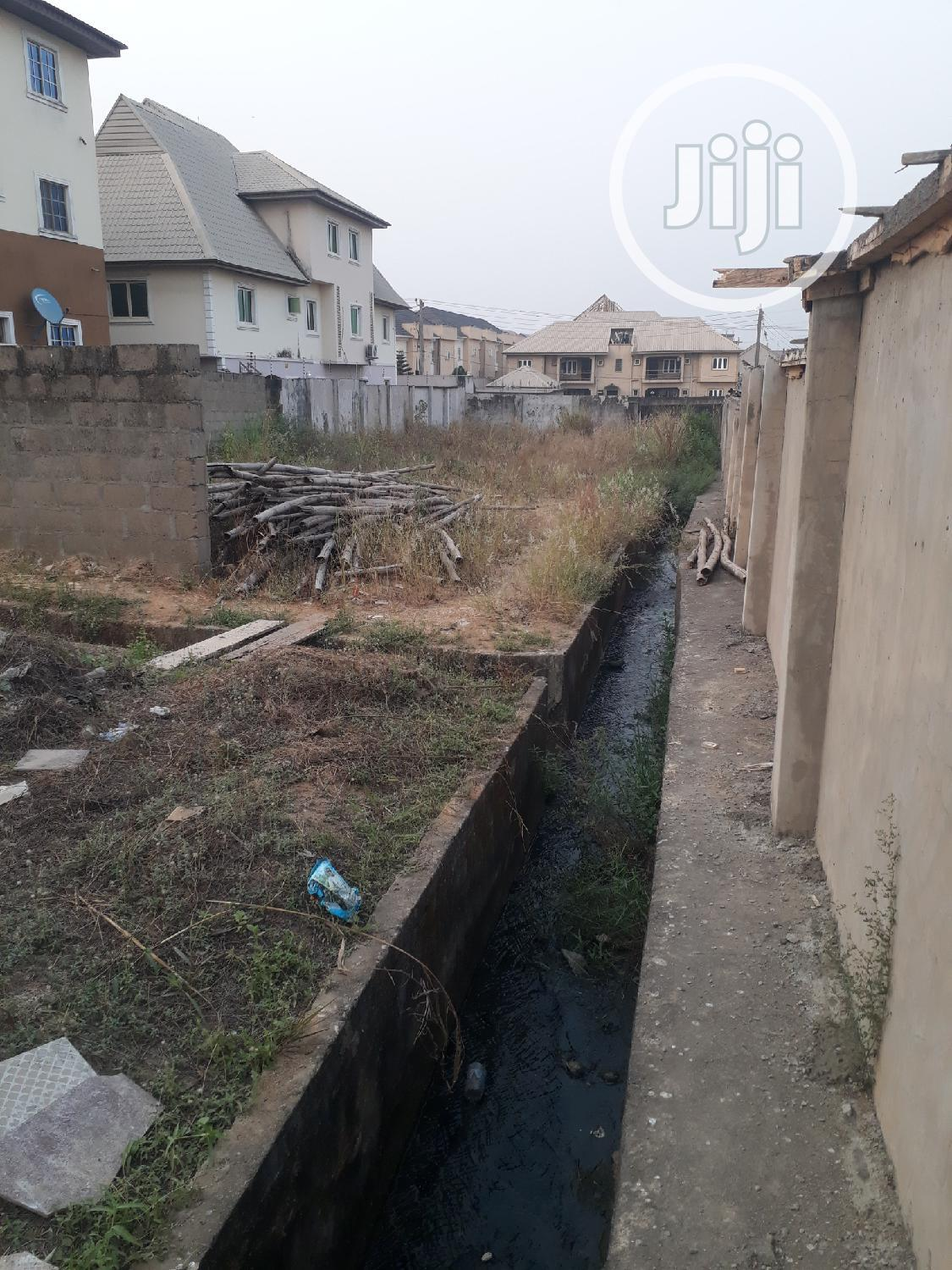 Archive: Plots Of 600sqm At Immaculate Gardens Portharcourt For Sale
