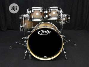 Pacific by DW 5-Piece Concept Maple Exotic Shell Drum Set | Musical Instruments & Gear for sale in Lagos State, Ojo
