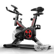 Fitness Spinning Exercise Bike With Meter-Home Use   Sports Equipment for sale in Abuja (FCT) State, Apo District