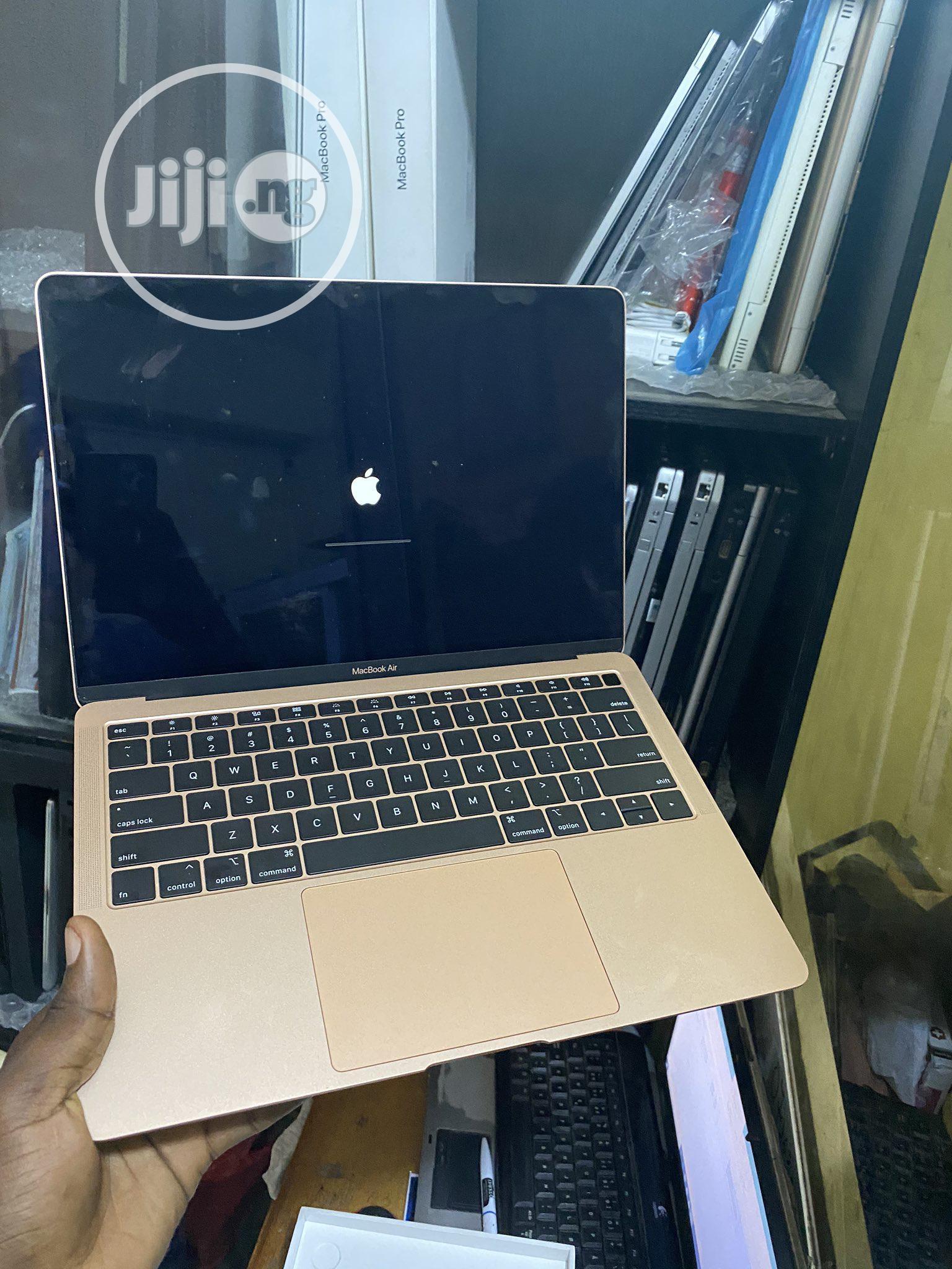 Laptop Apple MacBook Air 8GB Intel Core I5 SSD 256GB   Laptops & Computers for sale in Ikeja, Lagos State, Nigeria