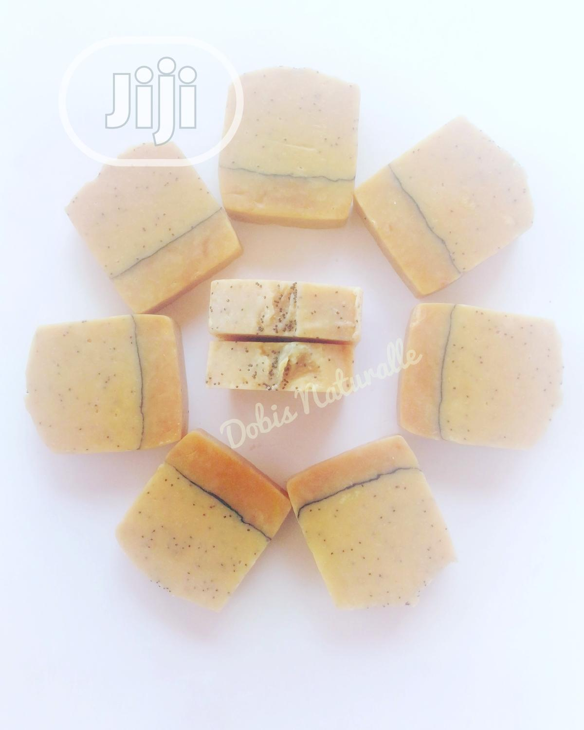 Archive: Carrot Papaya Soap(With Tumeric and Frankincense)