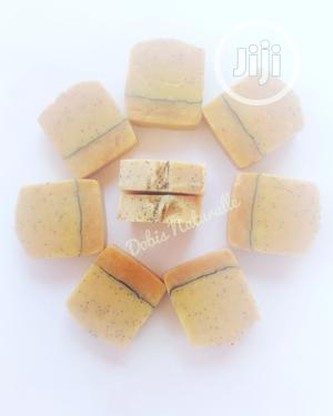 Carrot Papaya Soap(With Tumeric and Frankincense)   Bath & Body for sale in Anambra State, Awka