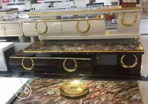Drip Luxury Marble TV Stand | Furniture for sale in Lagos State, Magodo