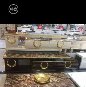 PREMIUM LUXURY TV STAND,Very Strong/Long. Lasting. | Furniture for sale in Lagos State, Ojodu