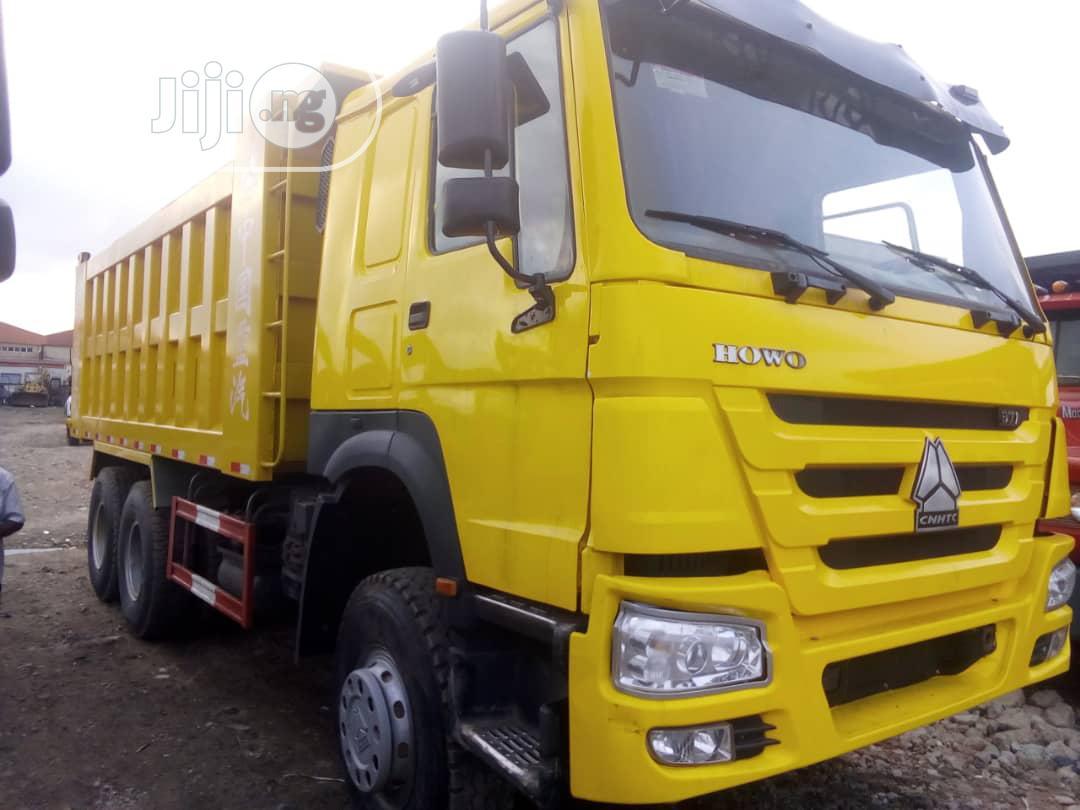 New Howo Truck | Trucks & Trailers for sale in Amuwo-Odofin, Lagos State, Nigeria