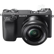 SONY Alpha A6400 Mirrorless Digital Camera With Lens   Photo & Video Cameras for sale in Lagos State, Lagos Island