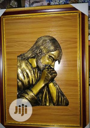 Jesus Pray Artwork Frame | Home Accessories for sale in Lagos State, Surulere