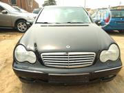 Mercedes-Benz C180 2005 Black | Cars for sale in Lagos State, Amuwo-Odofin