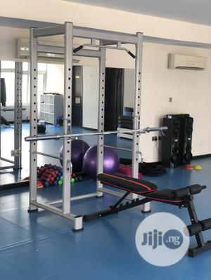 Brand New Squat Rack | Sports Equipment for sale in Abuja (FCT) State, Jikwoyi