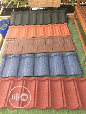 Original Newzealand Stone Coated Sheets | Building Materials for sale in Lagos State, Isolo
