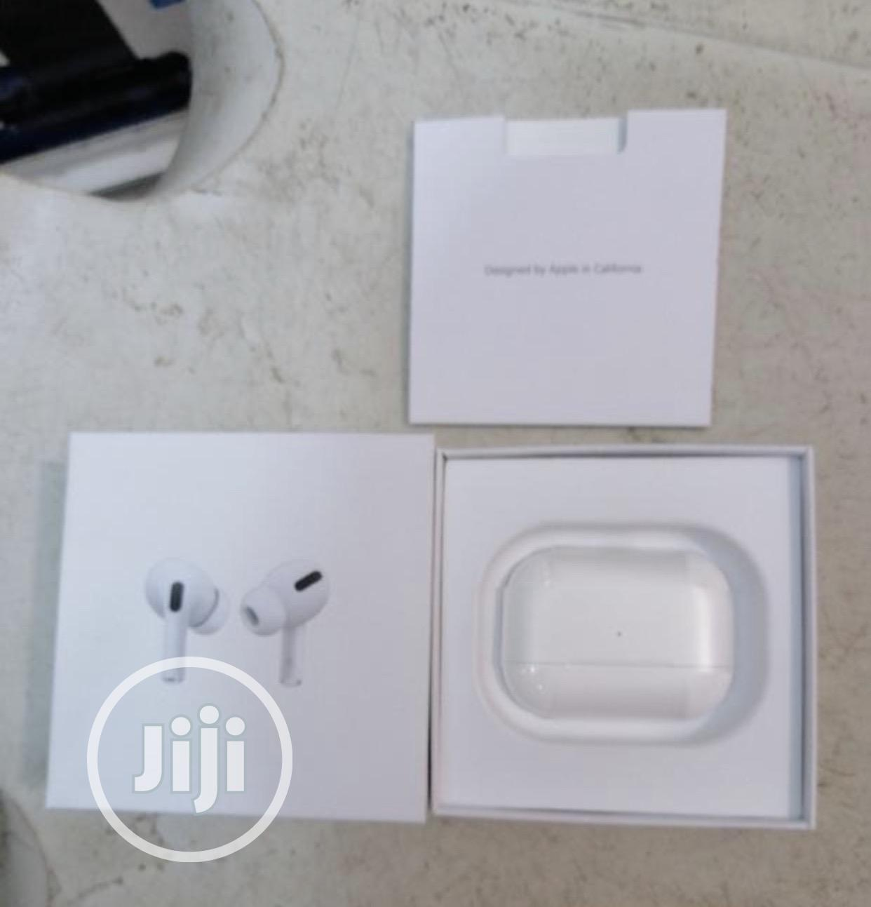 Apple Airpods Pro (High Copy) | Headphones for sale in Ikeja, Lagos State, Nigeria