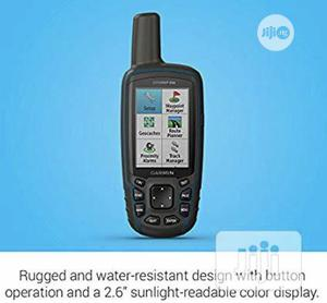Garmin GPSMAP 64X,Handheld GPS,Preloaded With Topo Active Maps   Vehicle Parts & Accessories for sale in Lagos State, Ikeja