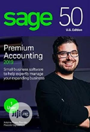 Sage 50 Premium 2019 5user Permanent License | Software for sale in Lagos State, Lekki